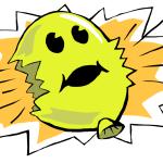 Explosive balloon