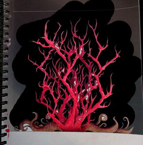 Blood Weed (Black)