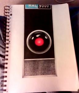 HAL 9000 Complete