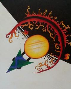 Star Circle Design