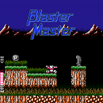 Blaster Master fan art by Robert Chapman