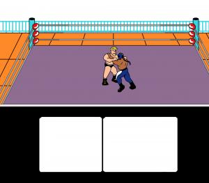 Wrestling RPG concept by Robert Chapman