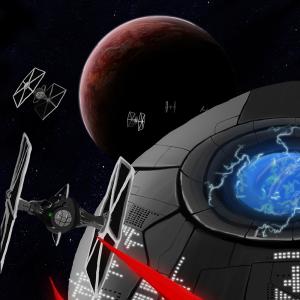 Sorta Death Star by Robert Chapman
