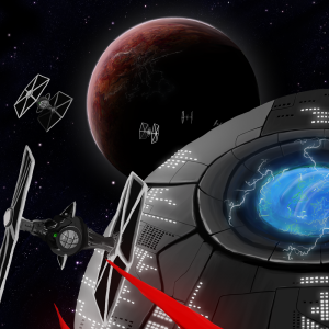 Sorta Death Star by Robert Chapman